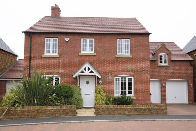 Thumbnail Detached house for sale in Rochester Close, Middleton Cheney, Banbury
