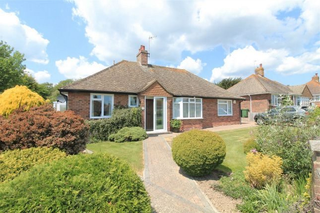 Thumbnail Detached bungalow for sale in Alexander Drive, Bexhill On Sea, East Sussex