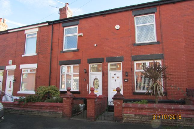 Thumbnail Terraced house to rent in Elm Grove, Hyde