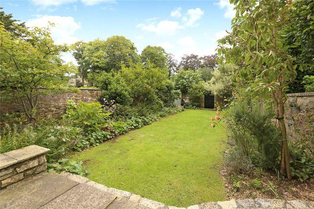 Garden of Marlborough Buildings, Bath BA1