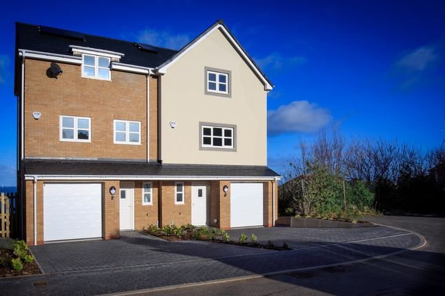 Thumbnail Town house for sale in The View, Abergele Road, Old Colwyn