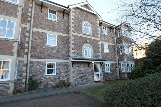 Thumbnail Flat for sale in Middleton Court, Jesmond