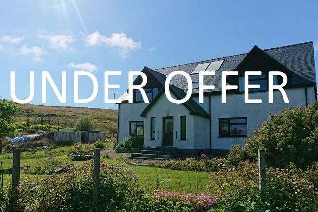 Thumbnail Detached house for sale in Berneray, Isle Of North Uist, Western Isles