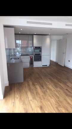 Kitchen And Open Plan Living Area