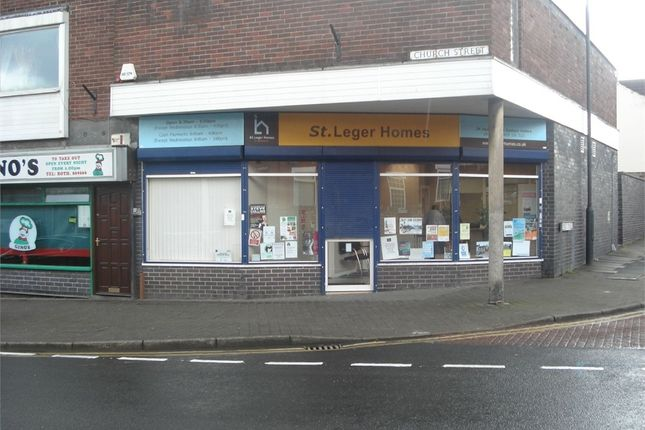 Thumbnail Commercial property to let in Church Street, Conisborough, Doncaster, South Yorkshire, England