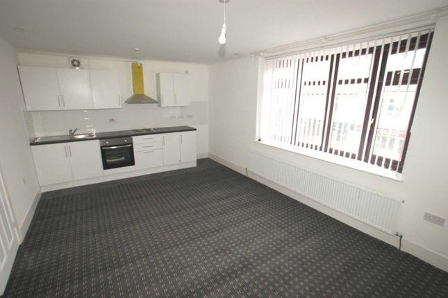 Thumbnail Flat to rent in Flat 1, 10 Brunswick Road, Buckley, 2Ef.