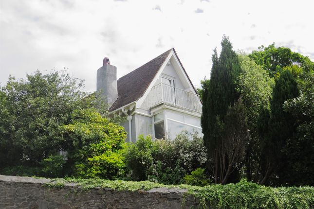 Thumbnail Detached house for sale in Hillsborough, Plymouth