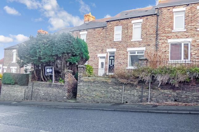 Terraced house for sale in Eleanor Terrace, Whickham, Newcastle Upon Tyne