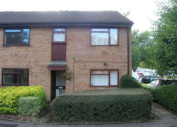 Thumbnail Terraced house to rent in Avondale, Ash Vale, Aldershot