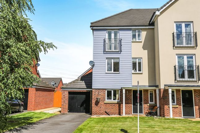 Thumbnail Semi-detached house for sale in Stonechat Mead, Wath-Upon-Dearne, Rotherham