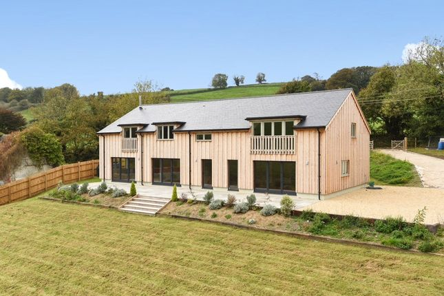 Thumbnail Detached house for sale in Lower Farm, Plush, Dorchester, Dorset
