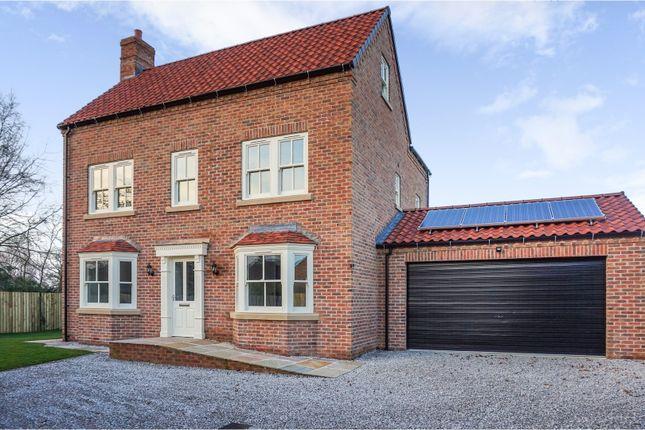 Thumbnail Detached house for sale in Dales Court, York