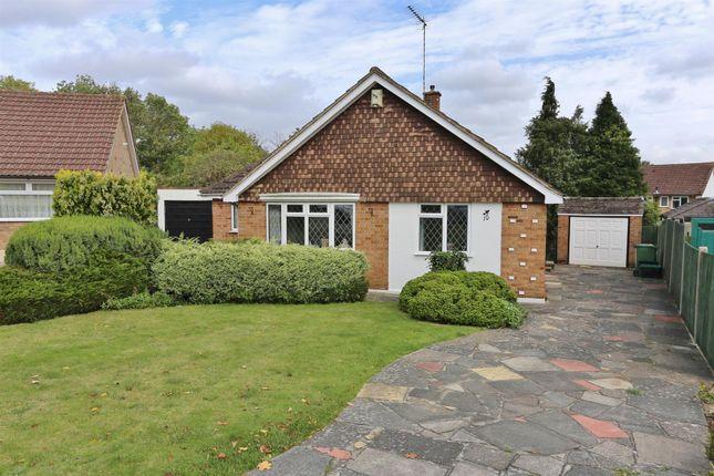 Thumbnail Detached bungalow for sale in Hilborough Way, Farnborough, Orpington