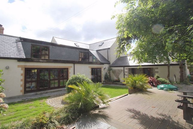 Thumbnail Detached house for sale in Gover Valley, St Austell, Cornwall