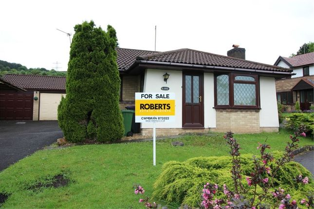 Thumbnail Detached bungalow for sale in Ashleigh Court, Henllys, Cwmbran