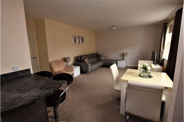 Thumbnail Flat for sale in Dublin Quay, Irvine