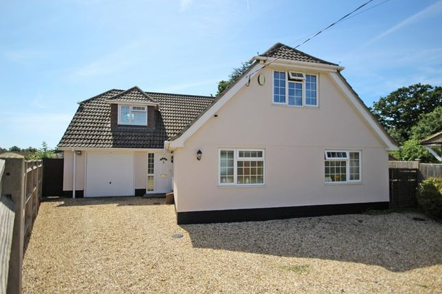 Bungalow for sale in High Ridge Crescent, Ashley, New Milton, Hampshire