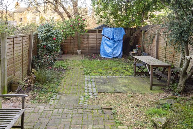 Garden of Albion Drive, London E8