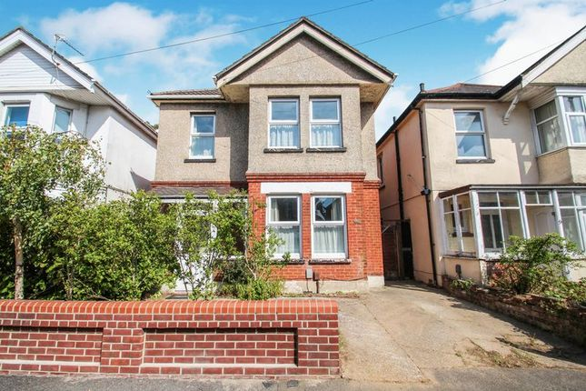 4 bed detached house to rent in Bengal Road, Winton, Bournemouth BH9