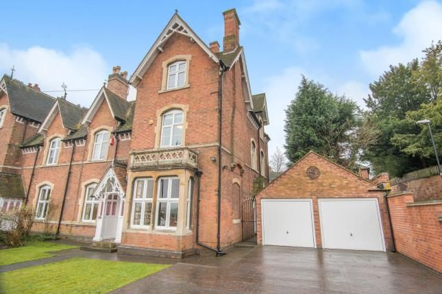 Thumbnail Semi-detached house for sale in Witherley Road, Atherstone, Warwickshire