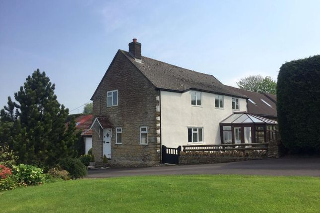 Thumbnail Detached house to rent in South Buckham Farm, Beaminster, Dorset