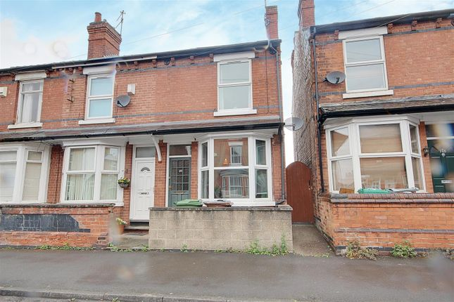 Thumbnail End terrace house to rent in Vernon Avenue, Old Basford, Nottingham