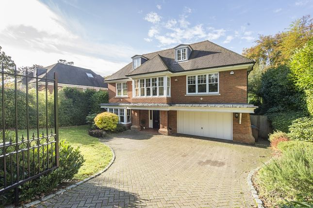Thumbnail Detached house to rent in School Lane, Seer Green