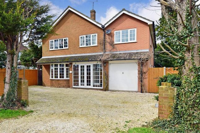 Thumbnail Detached house for sale in Manor Avenue, Deal, Kent