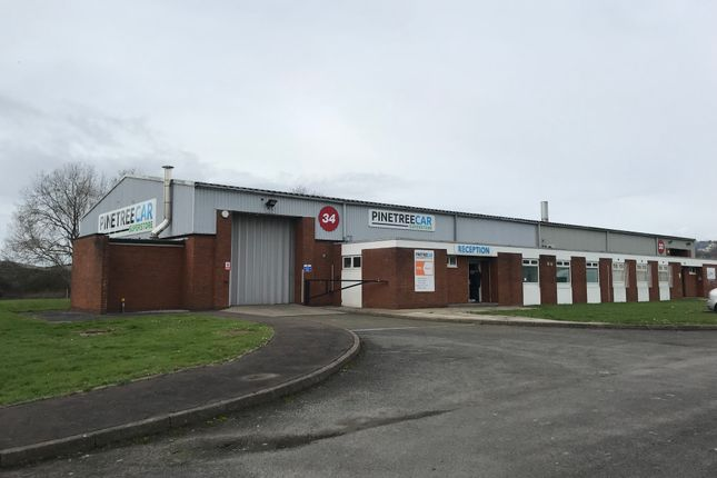 Thumbnail Light industrial to let in Modern Industrial/Warehouse Unit, 34 Bennett Street, Bridgend Industrial Estate