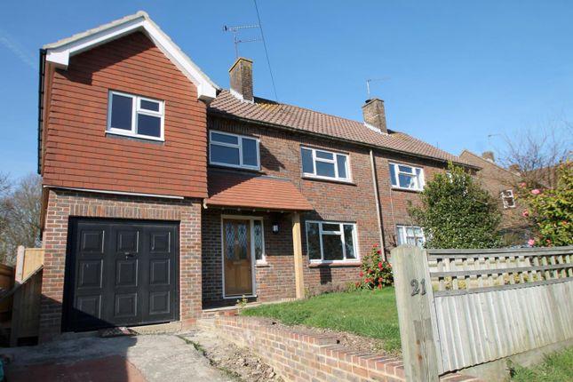 Thumbnail Detached house to rent in Hamsland, Horsted Keynes, Haywards Heath