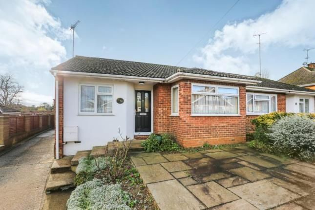 Thumbnail Bungalow for sale in Priory View, Little Wymondley, Hitchin, Hertfordshire