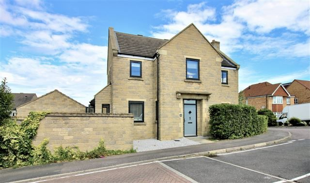 4 bed detached house for sale in Swallow Wood Road, Aston Manor, Swallownest, Sheffield S26