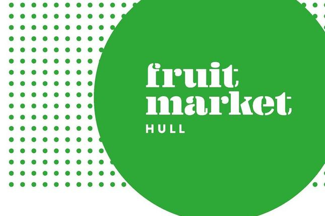 Thumbnail Leisure/hospitality to let in Fruit Market, Humber Street & Pier Street, Hull