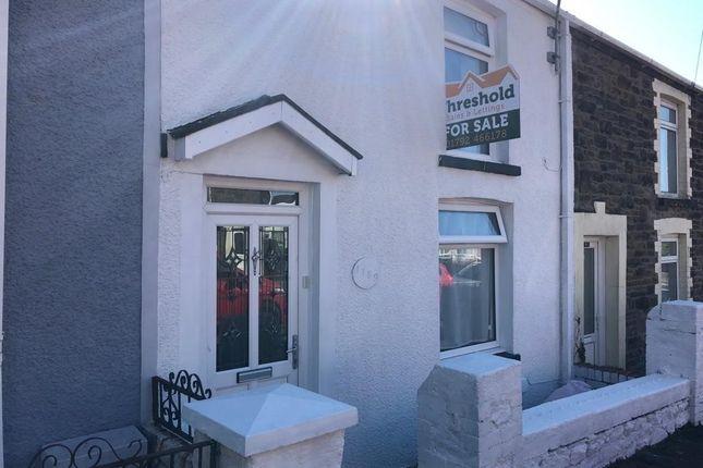 Terraced house for sale in Carmarthen Road, Fforestfach, Swansea