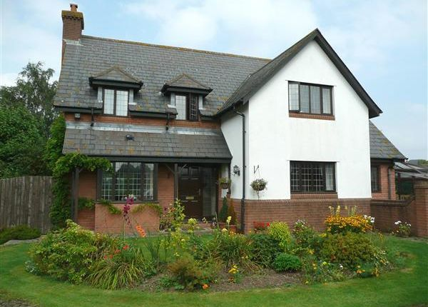 Thumbnail Detached house to rent in Centurions Court, Caerwent, Caldicot