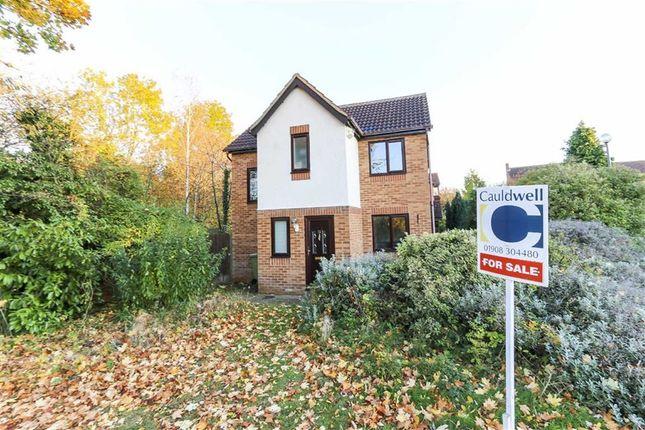 Thumbnail Semi-detached house for sale in Isaacson Drive, Wavendon Gate, Milton Keynes, Bucks