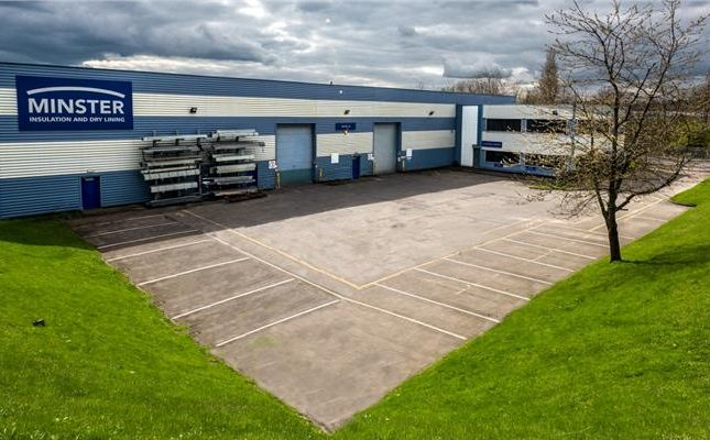 Light industrial to let in Unit 3, Commondale Way, Euroway Industrial Estate, Bradford