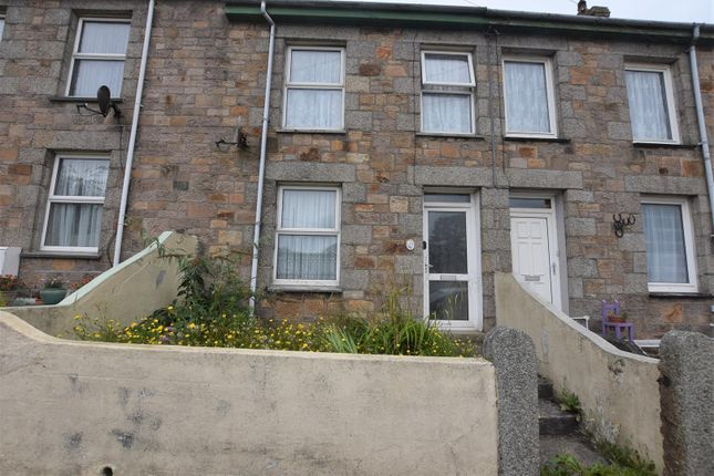 2 bed terraced house for sale in Church View Road, Camborne TR14