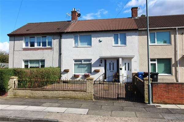 Thumbnail Terraced house for sale in Buxted Road, Kirkby, Liverpool