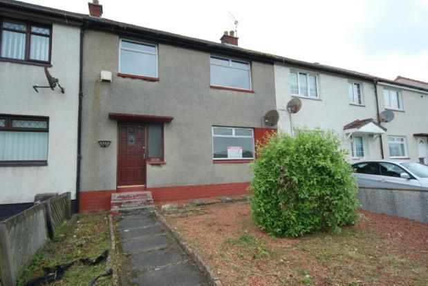 Thumbnail Terraced house to rent in Waterside Rd, Kilwinning