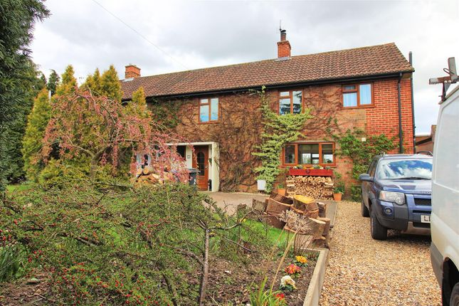 Thumbnail Semi-detached house for sale in Southside, Wyddial, Buntingford