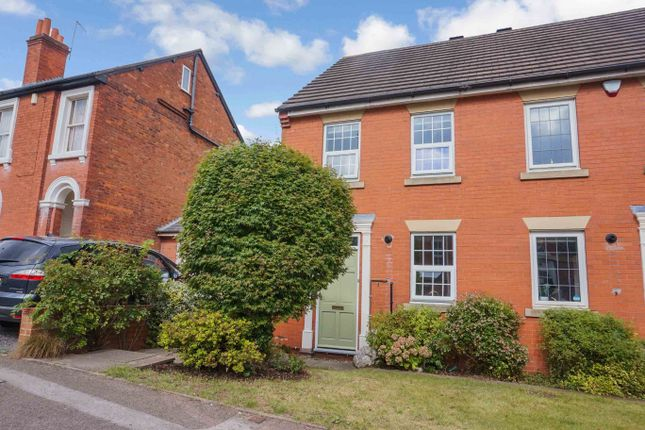 2 bed end terrace house to rent in Duke Street, Sutton Coldfield B72