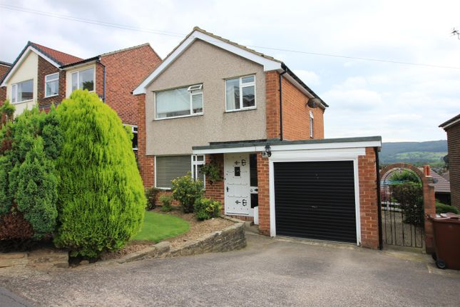 Thumbnail 3 bed detached house for sale in The Whartons, Otley