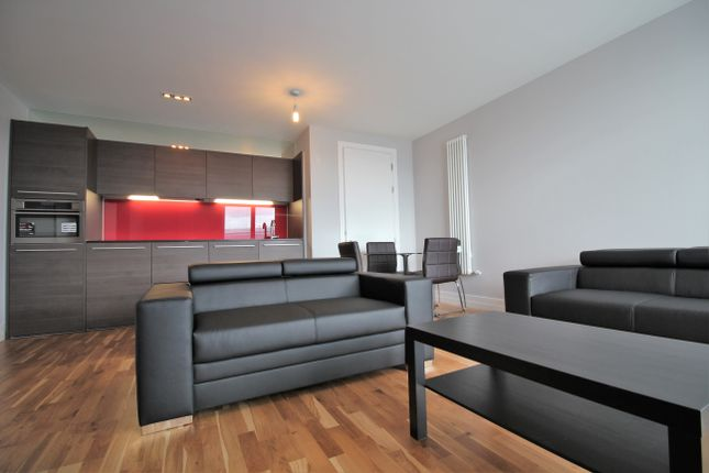 Thumbnail Flat to rent in East Bond Street, Leicester