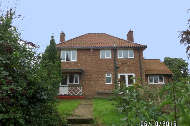 Thumbnail Detached house to rent in Old Farm Road, Beccles