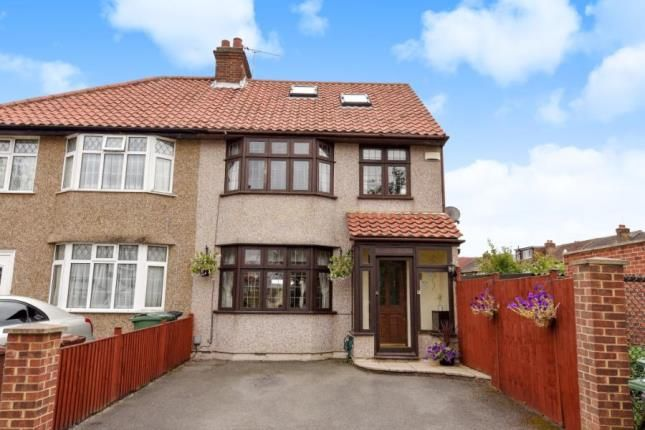 Thumbnail Semi-detached house for sale in Mount Avenue, London