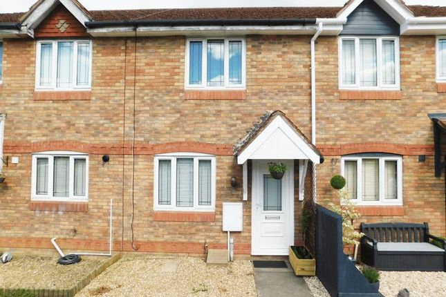 Thumbnail Terraced house for sale in Clos Cae Mawr, Penpedairheol, Hengoed