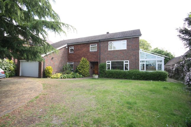 Thumbnail Detached house to rent in Pines Road, Bickley, Bromley