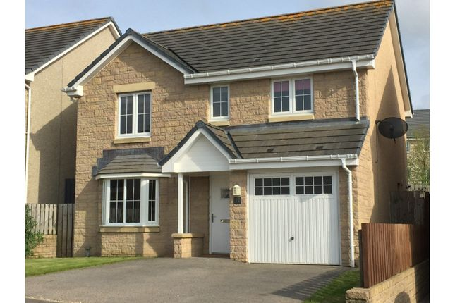 Thumbnail Detached house to rent in Greystone Road, Kemnay, Inverurie, Aberdeen