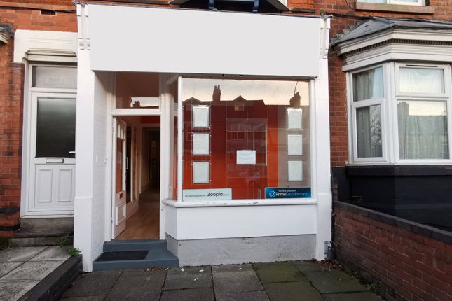 Thumbnail Retail premises for sale in Welford Road, Leicester